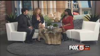 Fox 5 Mardi Gras Gala News Coverage - B.E. A S.H.E.R.O. Foundation