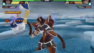 Arthur Clayborne MR: Great Ape Goku, Bardock, Raditz Vs Great Ape K. Vegeta, Vegeta Scouter, Turles