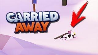 Как корова на лыжах! | Carried Away #4
