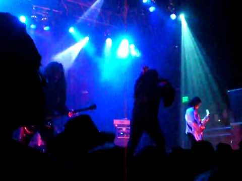 Electric Funeral Children Of The Grave Live! H O B Anaheim June 11, 2009
