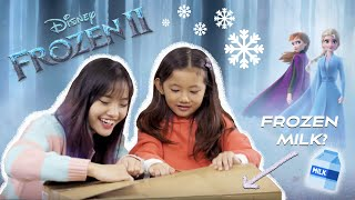 What's In The FROZEN Mystery Box?! (Unboxing Disney Frozen 2!)