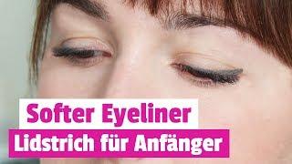 Softer Eyeliner - Lidstrich mit Kajal ziehen für Anfänger