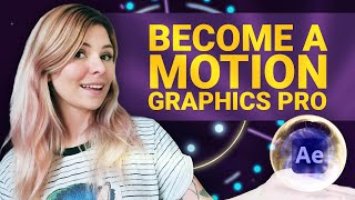 How to Become a Motion Graphics Artist 2021 | Learn Motion Design (Self Teach)