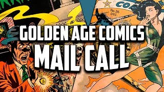 The Golden Age Gurus Mail Call!