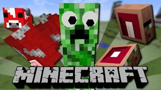 LUSTIGER Minecraft FILM mit 70+ MODS!!