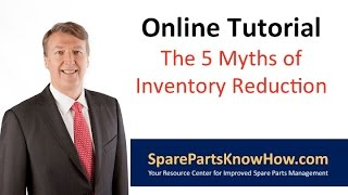5 Myths Of Inventory Reduction