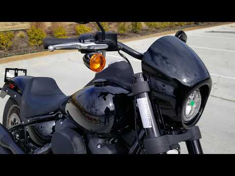 2020 Harley-Davidson® Low Rider® S  FXLRS