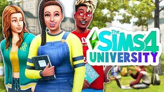 DISCOVER UNIVERSITY TEASER SHOULD BE COMING TOMORROW! // THE SIMS 4