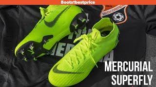 0a044a28 Обзор футбольных бутс NIKE MERCURIAL SUPERFLY VI ELITE FG Always Forward