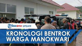 Miras Jadi Pemicu, Ini Kronologi Bentrok 2 Warga di Manokwari Papua Barat yang Tewaskan 1 Orang