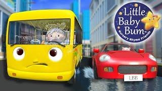 Wheels On The Bus   Part 12   Nursery Rhymes   By LittleBabyBum!