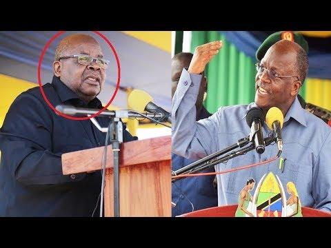 RAIS MAGUFULI HATASAU, ALICHOKUTANA NACHO KWA MZEE MKAPA  2015