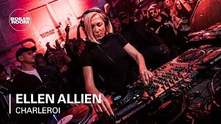 Ellen Allien- Live @ Boiler Room x Eristoff Day/Night Belgium 2019