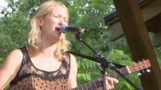 "Jill Sobule ""When My Ship Comes In"" live at Pisgah Brewing 6/8/13"