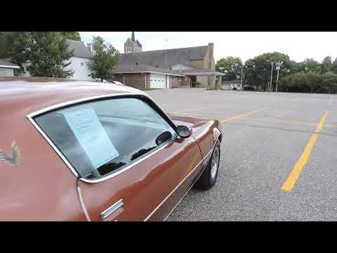 Video of 1980 Pontiac Firebird located in Iowa Offered by Coyote Classics - M8EV