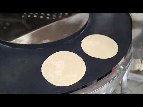 Chapatti  Roti Making Machine