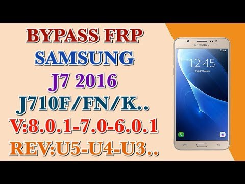 How To Remove Frp Samsung J710f How to Remove Frp On Samsung Galaxy