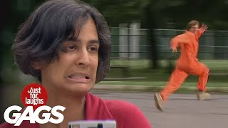 Just For Laughs Gags | 2020 NEW BEST Compilation #69