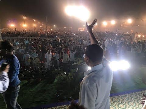 Delhi CM Arvind Kejriwal at Bhim Nagri Dr. B.R. Ambedkar Jayanti in Agra 15th April 2018