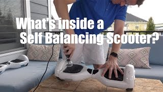 What's inside a Self Balancing Scooter?