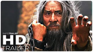 THE IRON MASK Official Trailer (2020) Jackie Chan, Arnold Schwarzenegger Fantasy Movie HD