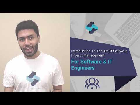 Project Management Certification For Software IT Engineers ...