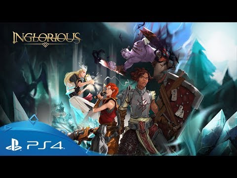 Inglorious | Release Trailer | PS4 thumbnail