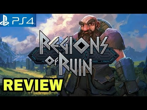 Regions Of Ruin Review - PS4