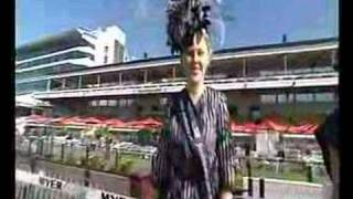 Donny Galella judges Fashions on the Field