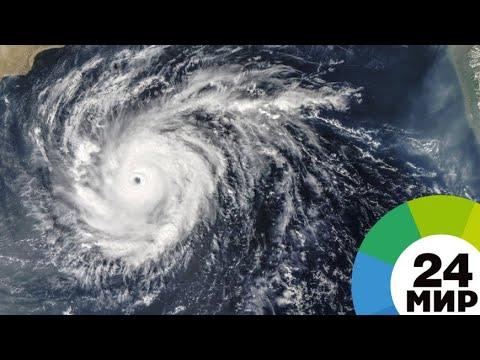 Ураган «Флоренс» настиг восточное побережье США - МИР 24