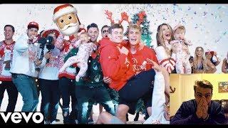 Reacting To Jake Pauls New Song   12 Days Of Christmas [Ft. Nick Crompton]