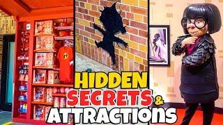Top 5 Hidden Secrets & New Attractions of Pixar Place - The Incredibles