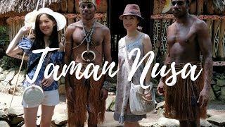 Taman Nusa Gianyar, Belajar Budaya Indonesia Lengkap! [Day 3]