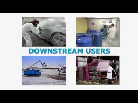 How REACH and CLP affect downstream users - YouTube