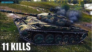 Объект 140 РАНГОВЫЙ БОЙ World of Tanks