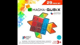 Toy/Gift Review: Magna-Qubix from Valtech
