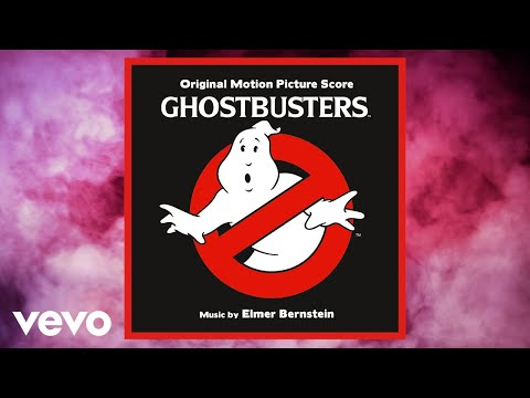 "Elmer Bernstein - Ghostbusters Theme (from ""Ghostbusters"" Soundtrack) (Official Audio)"