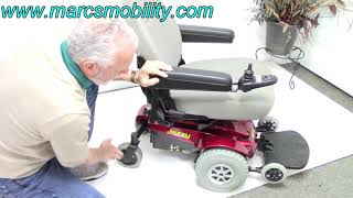 Pride Mobility Jazzy Select Elite Used Power Chair
