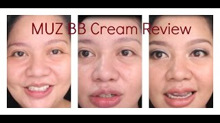 My No. 1 BB cream Review - MUZ Bb cream Review