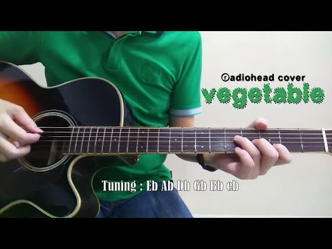 Radiohead - Vegetable (Acoustic Cover)