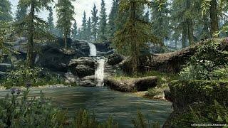 """The Elder Scrolls V: Skyrim - №3.Обзор увлекательного мода """"Море Призраков""""."""