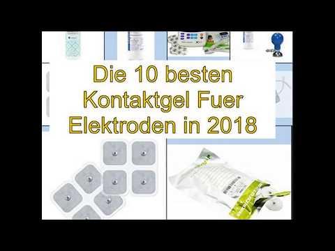 Die 10 besten Kontaktgel Fuer Elektroden in 2018