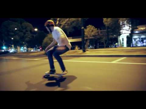 Longboarding: Nights with the Rayne Mini