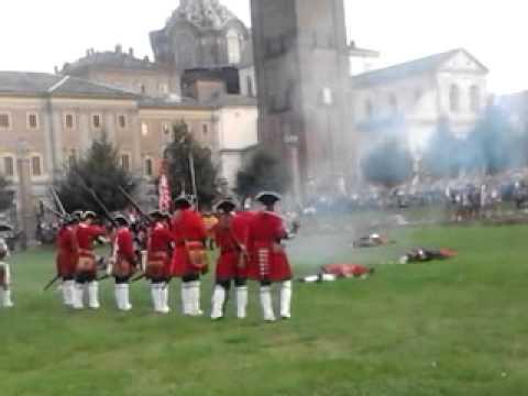 Rievocazione Storica © Battaglia di Torino 7-8 Settembre 1706