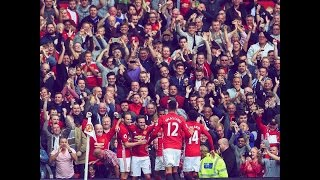 Manchester United Vs Leicester City 41 All Goals & Highlights 24/09/2016