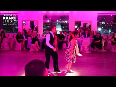 Kay & Artem // Spring Gala 2017 // Lindy Hop