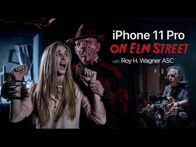 «Кошмар на улице Вязов» пересняли с помощью iPhone 11 Pro