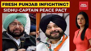 Captain Vs Sidhu: Setting Narrative For Big Punjab Polls, Truce Formula Announced?  To The Point