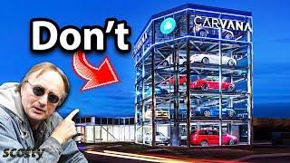Never Buy A Car From Carvana