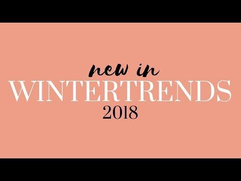 NEW IN Winter Fashion 2018 | Mode Haul | Modeblog